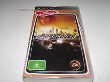 Need For Speed Undercover Sony PSP Game Preloved *Complete*