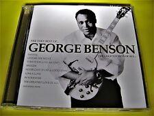 GEORGE BENSON - THE VERY BEST OF   NEU   CD Shop 111austria