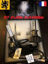 LED H1 COMPACTS 2x 30W 12V 6000k 2x 5400Lm ZES PEUGEOT 407 307 DS3