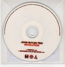 (GO853) John Butler Trio, Revolution - 2011 DJ CD
