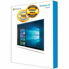 Microsoft Windows 10 HOME  32-64bit ESD-PACK multi