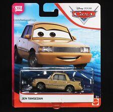 """""""Jen Tansedan"""" - Blue Desert 2020 - Disney/Pixar Cars 3 Mattel"""