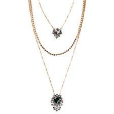 Chloe and Isabel Maven Three-Row Convertible Necklace - N449 - NEW -