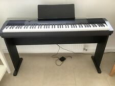 More details for casio cdp-130 digital piano with 88 weighted keys, hardly used