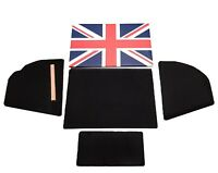 Classic Mini Union Jack Boot Lining Kit MIN103