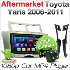 Android Car Mp3 for Toyota YARIS Xp90 2006 2007 GPS Stereo Radio Fascia Kit Mp4