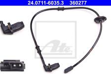 Sensor, Raddrehzahl für Bremsanlage Hinterachse ATE 24.0711-6035.3
