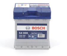 S4000 BOSCH CAR VAN BATTERY  FOR VAUXHALL 4 YEAR WARRANTY FAST DISPATCH