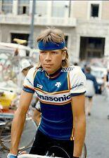 Cyclisme, ciclismo, wielrennen, radsport,  cycling, PERSFOTO'S PANASONIC 1986