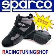 SCARPE KART SPARCO NERE taglia 37 - SPARCO KARTING SHOES BLACK SIZE US 5 - BOTAS