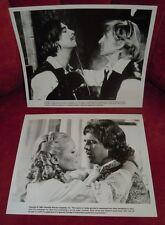 Beau Bridges, Ursula Andress - 4 Original Press Photos - The Fifth Musketeer