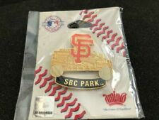 SBC Park Stadium Pin - New Factory Packaged  San Francisco Giants - MLB Licensed