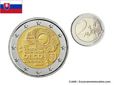 2 Euros Commémorative Slovaquie 2020 - 20 Ans OCDE - UNC