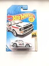 Hot Wheels '84 Audi Sport Quattro