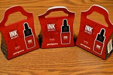 3X Peripera INK Velvet Lip Tint #9 Love Sniper Red 2.7g / 0.09oz