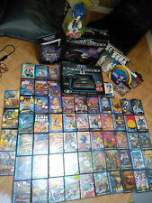 Très beau lot collection Sega Megadrive Alien soldier Gunstar heroes...