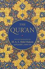 The Qur'an: English Translation with Parallel Arabic Text-M.A.S. Abdel Haleem
