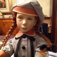 """Sonja Hartman MaJolie-Ltd 99/250 Artist Doll-Rare 10pc Ball Jointed 19"""" Mint"""