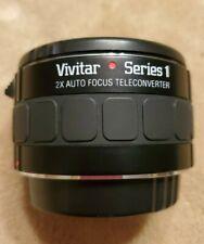Vivitar Series 1 2X Auto Focus Teleconverter Multicoated 7 - Element C/AF 1