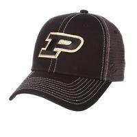 Purdue Boilermakers Hat Cap Snapback Trucker Adjustable Brand New Licensed