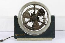 Vornado Mid Century Modern Industrial Table Desk Fan Retro