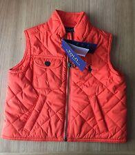 New Ralph Lauren Baby Boy/girl Vest Gilet Body Warmer Size:18MTHS BNWT