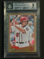 2013 Topps Update #US8 Anthony Rendon Gold 0785/2013 LA ANGELS RC BGS 9 MINT