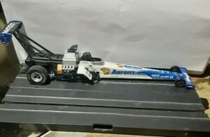 AW Top Fuel Dragster Matco Tools Aaron's Antron Brown NHRA 4 gear release 10 HTF