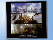 SOUNDS OF EORZEA Final Fantasy XIV: A Realm Reborn Special Soundtrack CD Rarität