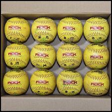 "12 Trump X-Rock 52/300 Xtreme Perfomance 12"" Asa Slowpitch Softballs – Used"
