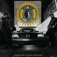 Pete Rock And C.L.Smooth - Mecca And Soul Brother (NEW CD)