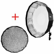 "Selens 41"" / 105cm Beauty Dish Softbox with Bowens Mount & Grid for Studio Flash"