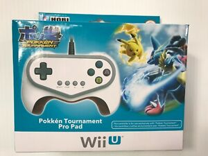 Pokken Tournament Pro Pad , Wii U , NEW FACTORY SEALED
