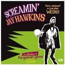 "SCREAMIN' JAY HAWKINS ""RARE,UNISSUED OR JUST PLAIN WEIRD"" LP VINYL NEW+"