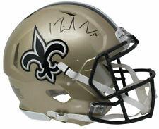 Michael Thomas New Orleans Saints Signed Full Size Replica Speed Helmet JSA