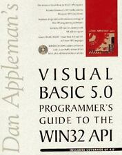Dan Appleman's Visual Basic 5.0 Programmer's Guide to the Win32 Api