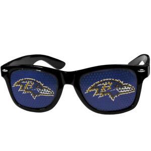 Baltimore Ravens Game Day Shades Sunglasses NFL Licensed
