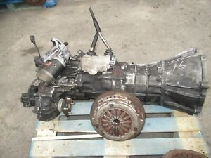 JDM Toyota 4Runner Highlux Surf 1KZTE Turbo Diesel 4X4 Manual Transmission 1KZ