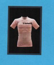 PANINI-100° GIRO D'ITALIA-Figurina n.364- MAGLIA ROSA 1957 -NEW