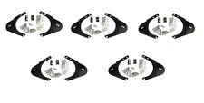 (Lot of 5) Rear Docking Hardware Kit - 97-08 Harley Touring Two-up Detachable