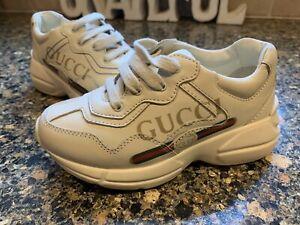 Gucci Shoes boys Size 8