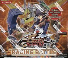 YUGIOH RAGING BATTLE BOOSTER 12 BOX CASE BLOWOUT CARDS