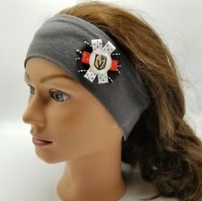 NEW LAS VEGAS GOLDEN KNIGHTS HEADBAND YOGA HEADBAND STRETCH NHL HOCKEY HEADBAND