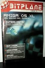 RIVISTA MAGAZINE AMIGA BIT PLANE ANNO 1 NUMERO ZERO OTTOBRE 2001 USATA VBC 51575