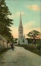 Mr Wedgebury. 10 Vicar Street, Wednesbury 1910 - Bodelwyddan Church   QS.670