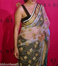 Veeraa Saree Exclusive Beautiful Designer Bollywood Indian Partywear Sari 101