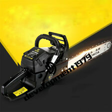 70cm high-power gasoline saws chain saw wood saw 58CC 9900 New