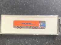 Suitable Marklin spur z scale/gauge. Noch z Container Truck.
