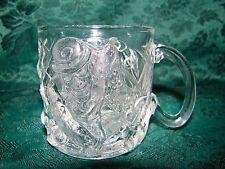 Batman Forever Series McDonalds The Riddler Glass Cup Mug 1995 France