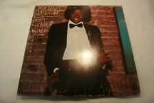 "MICHAEL JACKSON ""OFF THE WALL"" CLASSIC R&B POP 12"" VINYL LP. ORIGINAL 1979 EPIC"